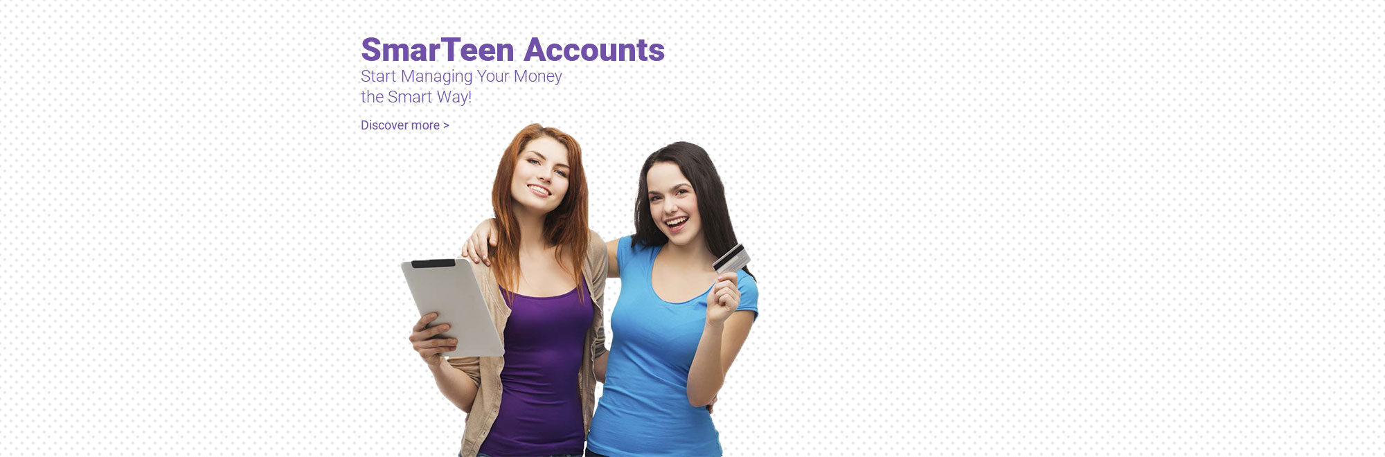 SmarTeen Accounts