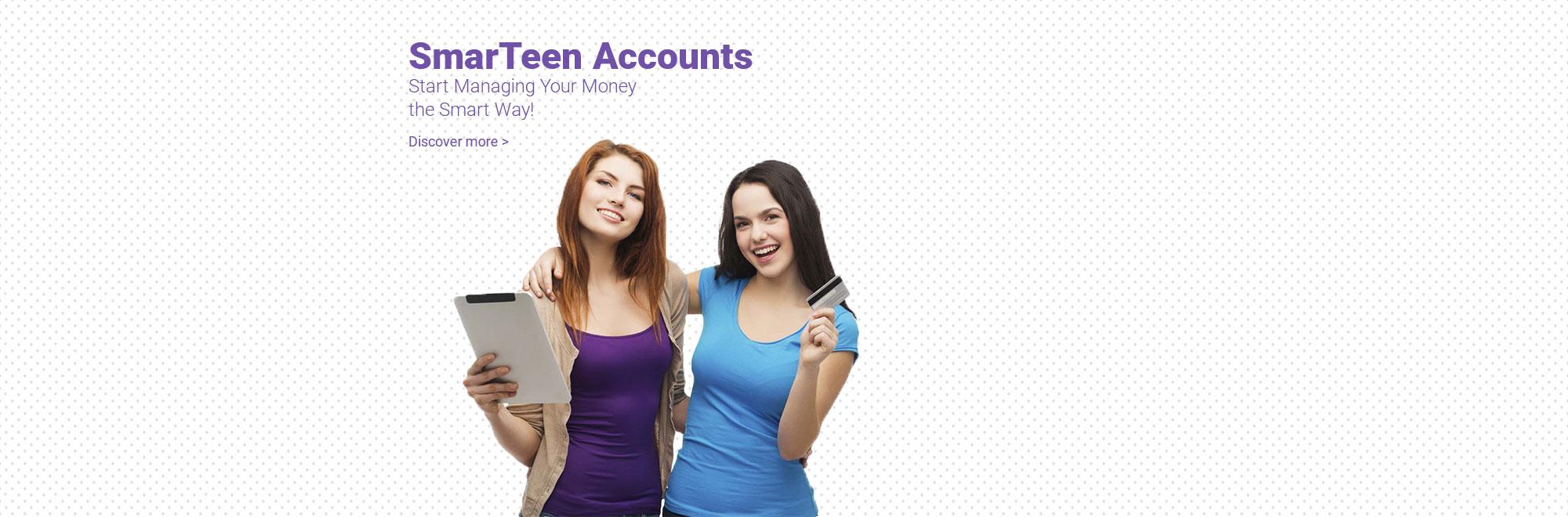 SmarTeen Accounts