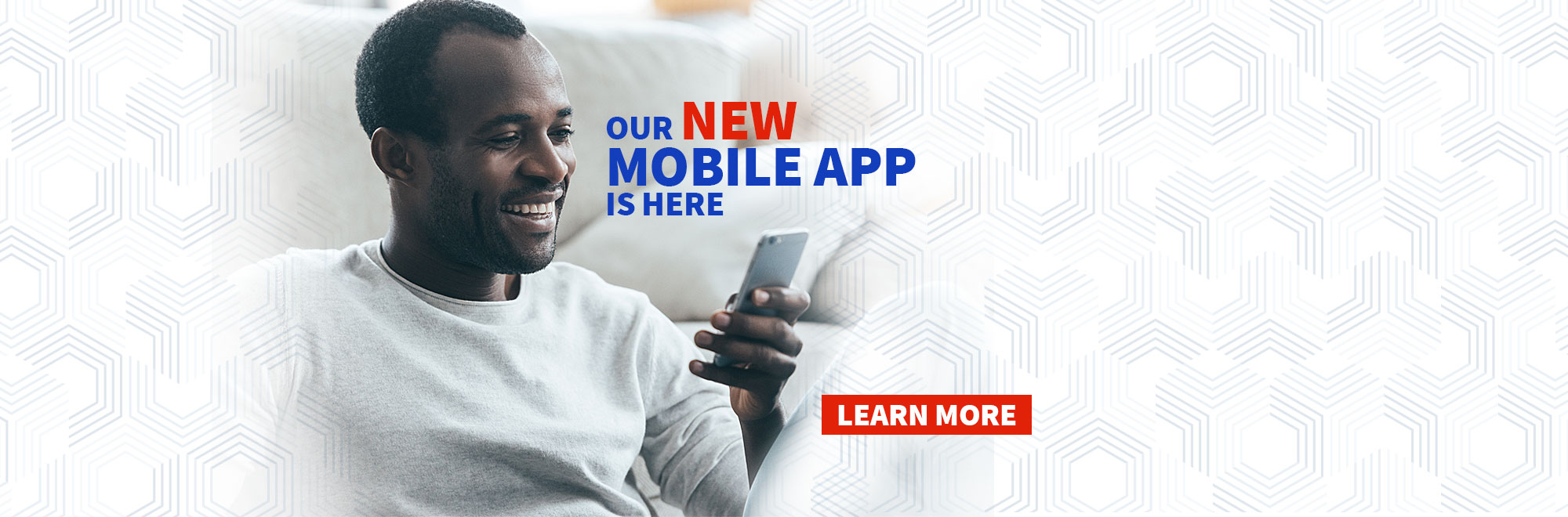 Our new Mobile App is here
