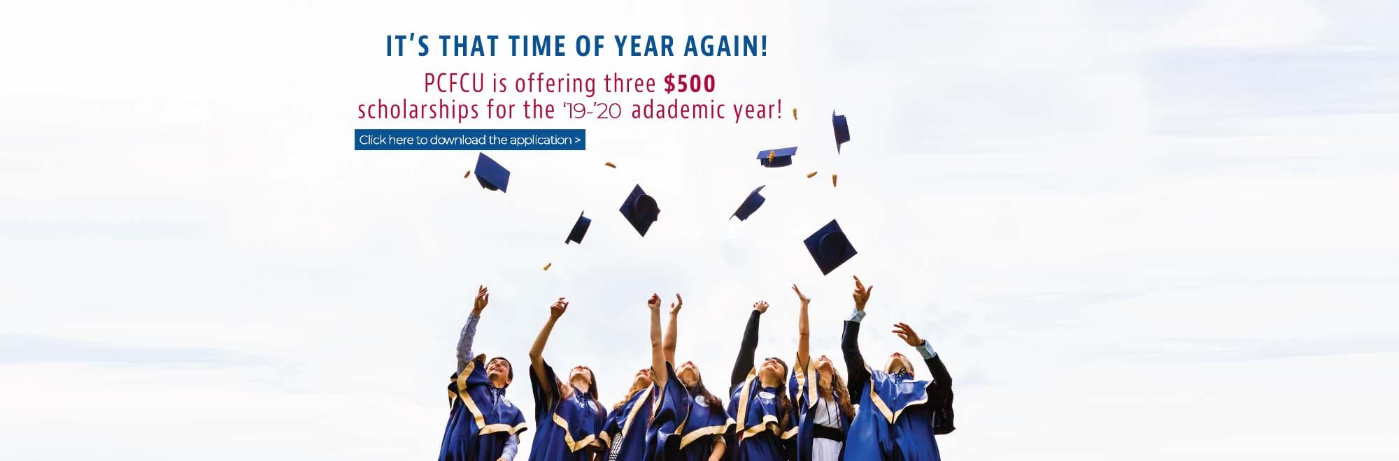 2019 Scholarship