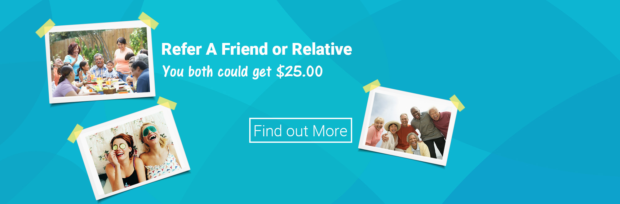 Refer a Friend or Relative!